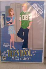 Teen Idol by Meg Cabot: Unabridged Cassette Audiobook (V2)