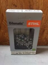 """Genuine STIHL OEM 61pmm3 55 for 16"""" bar, 3/8"""" pitch 55 drive, ms170 ms171 ms180c"""