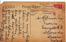 Family History Postcard - Robinson - St Leonards - Sussex - Ref 2031A