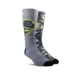 Ariat Men's Roughneck Graphic Crew Multi-Color Socks AR2534-090