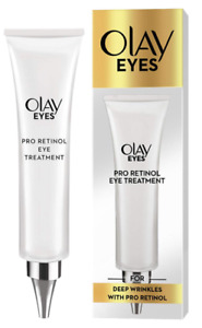 OLAY Eyes Pro-Retinol Eye Treatment for Deep Wrinkles 15ml *NEW & SEALED*