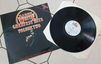 """BARRY WHITE, Greatest Hits, Volume Two, 12"""" Vinyl Album Record, Great Condition!"""