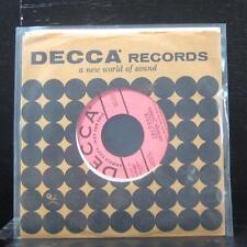 "Caterina Valente - The Breeze And I 7"" VG+ 9-24967 Vinyl 45 USA 1955 Promo"