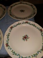 Pfaltzgraff Christmas Set For Four. 2 Sets Available