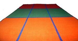 "Educational Rug  Schools - Day Care  Kids Room. 4'10"" x  6'6'' Area Rug"