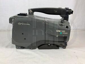 Grass Valley LDK-500 2/3in. SD camera