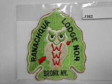RANACHQUA LODGE NO. 4  BRONX, N.Y. ARROWHEAD F382