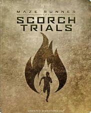 Maze Runner: The Scorch Trials (Blu-ray Disc, Includes Digital Copy SteelBook...