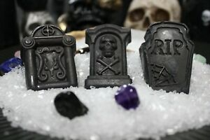 Tombstone Wax Melts - Individual - Cures & Curses Witchcraft