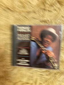 Heart & Soul by Hubert Sumlin (CD, Jun-1989, Blind Pig) - Rare Boot! - VG+