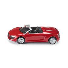 SIKU 1316 AUDI R8 Spyder rouge (boursouflure) Maquette de voiture NOUVEAU ! °