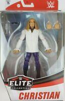 WWE Christian Action Figure Mattel Elite Series 76