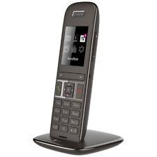 Telekom Speedphone 51 Ebenholz Voice DECT Schnurlostelefon mit Ladeschale