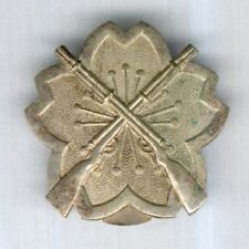 JAPAN. Imperial Army Marksmanship Proficiency Badge 2nd class, 1929-1941 version