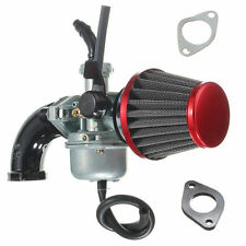 PZ22 22mm Carburetor Air Filter For Sunl Taotao Pit bike 110cc 125cc CRF SSR ATV