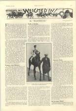 1928 Horse Racing, Saracen Wins Manchester November Handicap, Js Courtauld