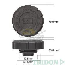 TRIDON RADIATOR CAP FOR Mercedes CLK200 Kompressor C208 10/00-01/04 4 2.0L