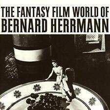 Bernard Herrmann - The Fantasy Film World Of Bernard Herrmann (NEW CD)