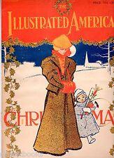 Illustrated American Magazine 1896 Dec 19th  MUSEUM COPY VF