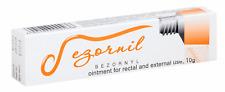 Bezornyl Bezornil hemorrhoid anal fissure natural component cream 10g