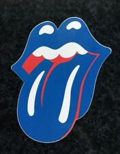 Rolling Stones Blue & Lonesome Sticker Aufkleber promo Zunge Tongue no CD LP