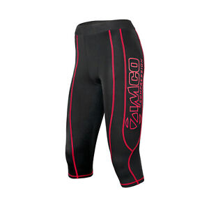Zimco Elite Women Compression Knicker Base Layer Running Skin 3/4 Tight Pant3098