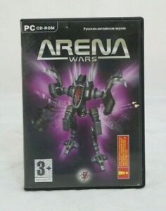 Arena Wars PC PAL Copy Game and Case Only