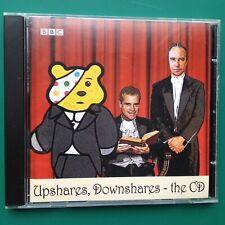 Very Rare BBC Edwardians UPSHARES, DOWNSHARES CD Sandy Faris Nils Blythe 89-Trak