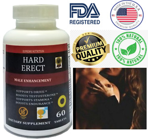 Testosterone Booster,Male Enhancement,Sex Pills For Men,Libido,Erection,Stamina