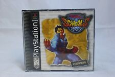 Rival Schools (Sony PlayStation 1, 1998) CASE ONLY NO GAME OR MANUAL