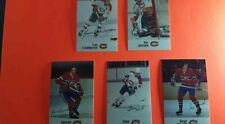 1988-89 Esso NHL Hockey All-Stars  KEN DRYDEN  5 CARD LOT MONTREAL CANADIENS