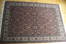 Vintage Oriental Diamant 100% Wool Carpet
