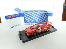 REPLICARS/ Brumm Ferrari 512 BB Le Mans 1982 in Red  Scale 1:43  Boxed