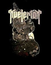 KVELERTAK cd lgo DECAPITATION / OWL FLYING WITH HEAD Official SHIRT XXL 2X new