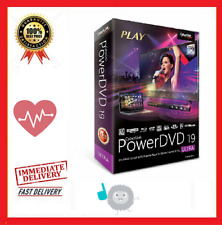 CyberLink PowerDVD Ultra 19! Digital Version! Fast Delivery