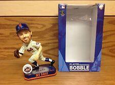 Ike Davis ~ The New York Mets LOGO BOBBLES TOO!!! ~ Bobble Bobblehead