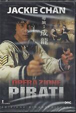 Dvd **OPERAZIONE PIRATI** con Jackie Chan nuovo 1983