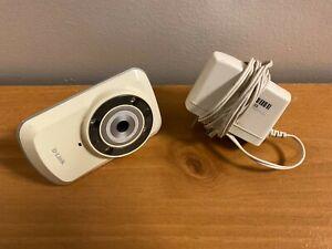 D-LINK DCS-932L Wireless Security Camera