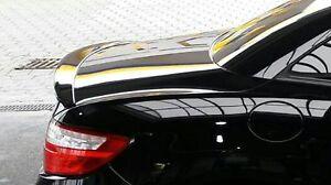 Heckspoiler lackiert obsidianschwarz 197 passend für Mercedes SLK SLC R172