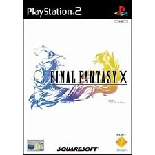 Final Fantasy X Ff10 Sony Ps2 PlayStation 2 Video Game