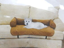 """K&H Pet Products Bolstered Furniture Cover Large Couch Dog Bed Pet 38""""x 26"""" x 6"""""""