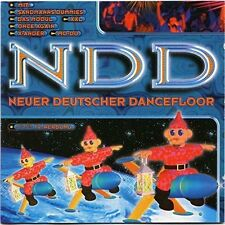 NDD-Neuer deutscher Dancefloor (1995) Das Modul, Once Again, Pink Panth.. [2 CD]