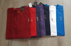 Ralph Lauren T-shirts (S to XXL) Multi Colours