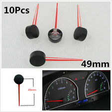 10X 49MM Speedometer Plastic Needles Pointers For Car SUV Motorcycle Speedometer