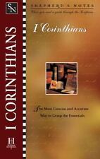 New - Shepherd's Notes: 1 Corinthians by Gould, Dana