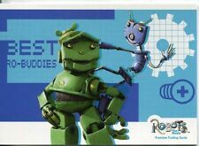 Robots The Movie Boxloader Chase Card BL-3