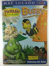Hermie  Friends - Buzby the Misbehaving Bee DVD