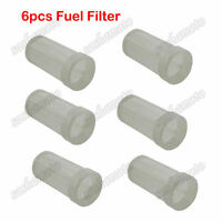 6x Gas Fuel Filter For Seadoo 275-000-089 XP GS SPX GTI GTX Sportster Challenger