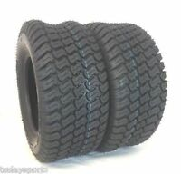 2 13X6.50-6 TURF LAWN MOWER TIRES HEAVY DUTY 4 PLY TWO NEW TIRES 13 650  6