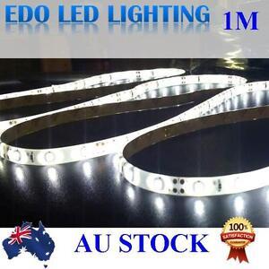 0.5/ 1 /2 meter 3528 12V DC LED strip lights cool white SMD 60LEDS waterproof